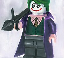 The Joker.. by Deborah Cauchi
