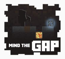 Mind the GAP - Minecraft by PlatinumFury
