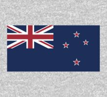 New Zealand Flag by cadellin