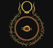 The Eye of Sauron by zachsbanks