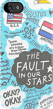 The Fault in Our Stars Collage by samonstage