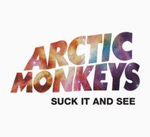 Arctic Monkeys (Suck it and see) by kzenabi