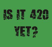Funny Marijuana 4:20 T-Shirt