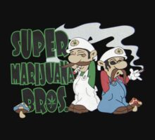 Super Marijuana Brothers Parody by GeekLab
