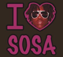 I Love Sosa by GoIdie
