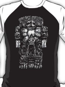 Coatlicue (Silver) T-Shirt