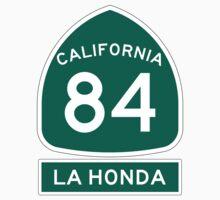 CA-84 - La Honda by IntWanderer