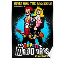 The Sid & Nancy Nintendo Lost Levels Poster