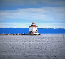 Thunder Bay Lighthouse by bountified