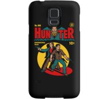 Hunter Comic Samsung Galaxy Case/Skin