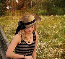 Summer Reverie ~ Alone in a Meadow by SummerJade