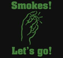 Smokes! Let's go! 2.0 by Alsvisions