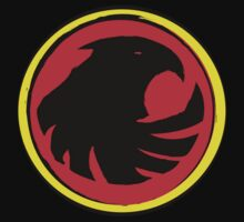 Red Robin Logo by Az McAarow