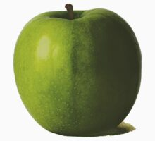 Granny Smith Apple by Alan Harman