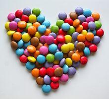 Melting heart by freshairbaloon