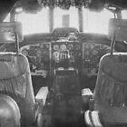 Vintage Plane Cockpit by Kimberose