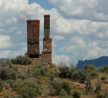 Tuscarora Chimneys by BrianAShaw