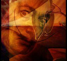 Tribute To Salvador Dali by Ashley Christudason