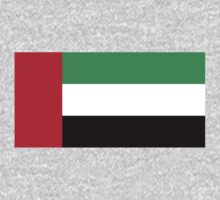 United Arab Emirates Flag by cadellin