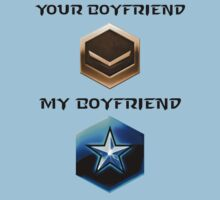 StarCraft Boyfriend by BioHazardMutant