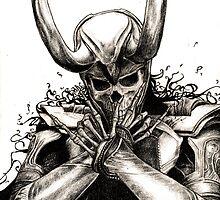 Skull Loki by Freakzter