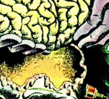 Brain Surgery Sticker