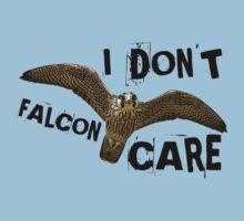 I don't falcon care! by DILLIGAF