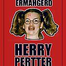 ERMAHGERD HERRY PERTTER by AlliVanes