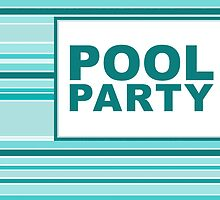 pool party by maydaze
