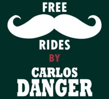 Free Rides By Carlos Danger by cerenimo