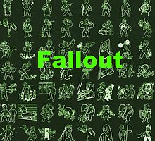Fallout Ipad pipboy Cover by bobattackman
