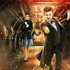 Doctor Who Cold War Poster by heyitsjro
