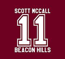 Scott Mccall #11 by heroinchains