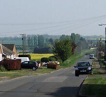 Idylic rural English village life by neimagination