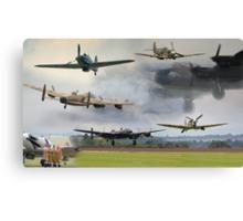 Spirit of Bomber Command Canvas Print