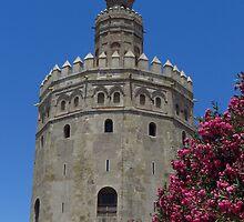 Torre Del Oro, Sevilla, 1220 by wiggyofipswich