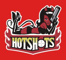 Super Monday Night Combat - Hotshots Logo by LynchMob1009