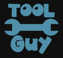 TOOL Guy with spanner design by jazzydevil