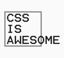 css is awesome by avdesigns