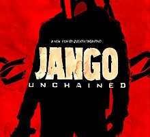 Jango Unchained  by justin13art