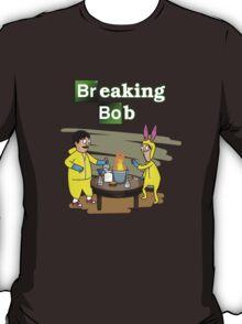 Breaking Bob - Bob's Burgers/Breaking Bad Crossover T-Shirt