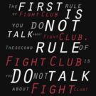Fight Club! by eroldesigns