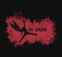 AIR JORDAN by morigirl