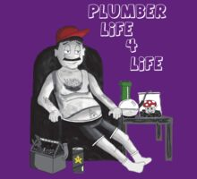 Plumber Life B/W by Hit the B Button!