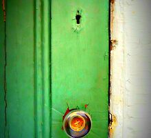 Alice's keyhole by ShellyKay