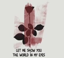 Let me show you the world in my eyes by zombiedalek