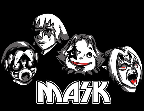 MASK by HartmanArts