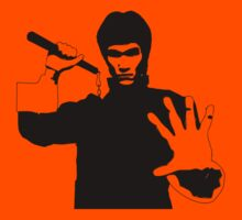 Bruce lee nunchucks by BungleThreads