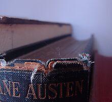 Jane Austen by RosPho