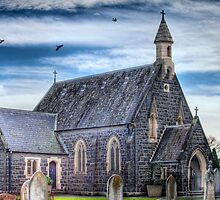 The Chapel (Carlton Cemetery) by frankc